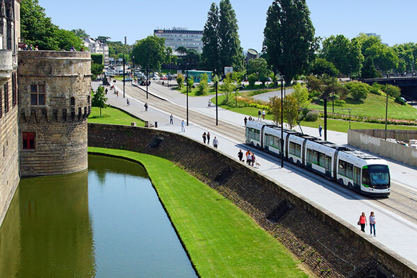 transport immobilier nantes