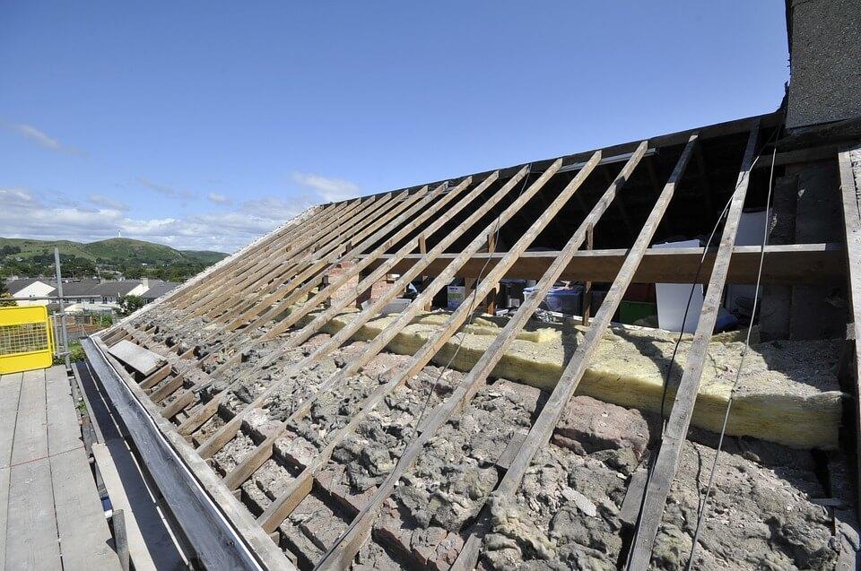 isolation thermique toiture